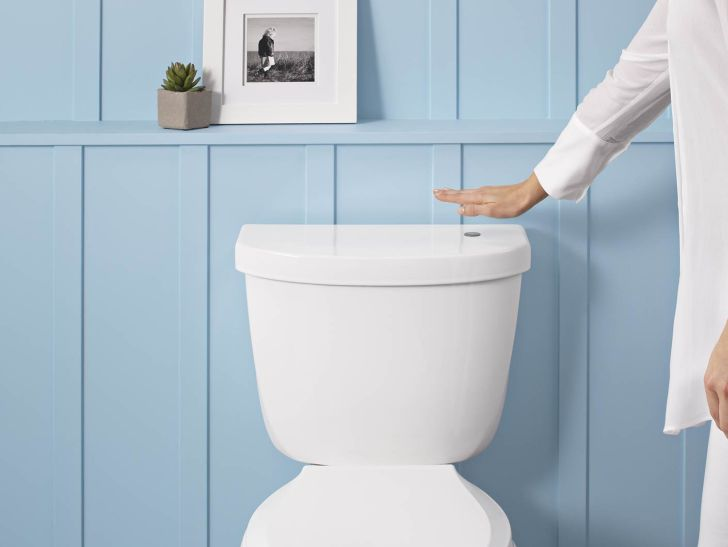 The Touchless Toilet Kit – Ideas Modern Bathroom