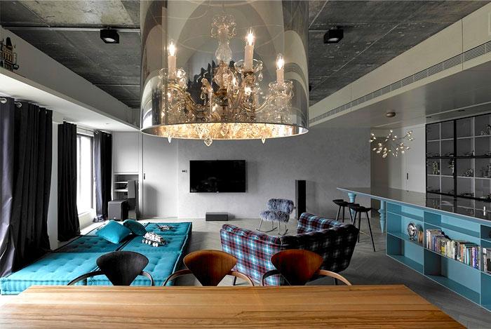 Interior Studio Ganna Design with Natural Light