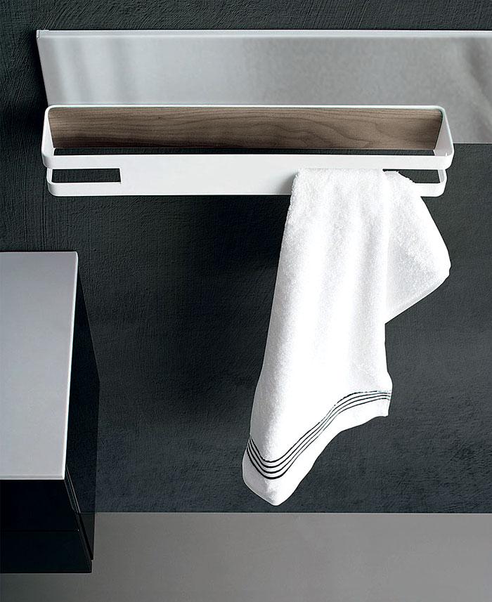 Magnetika Wall System Towel Rail