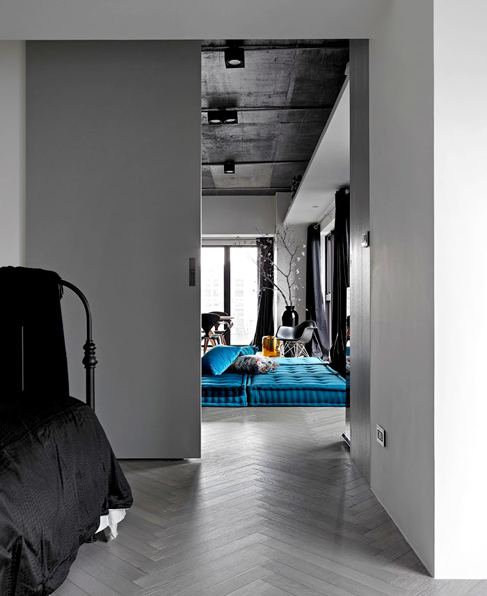 Master Bedroom by Studio Ganna Design