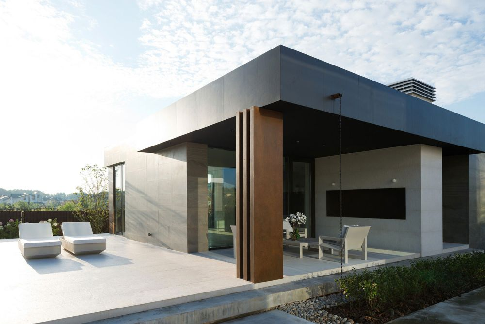 Alexandra Fedorova Designs – Country House in the Suburbs 11
