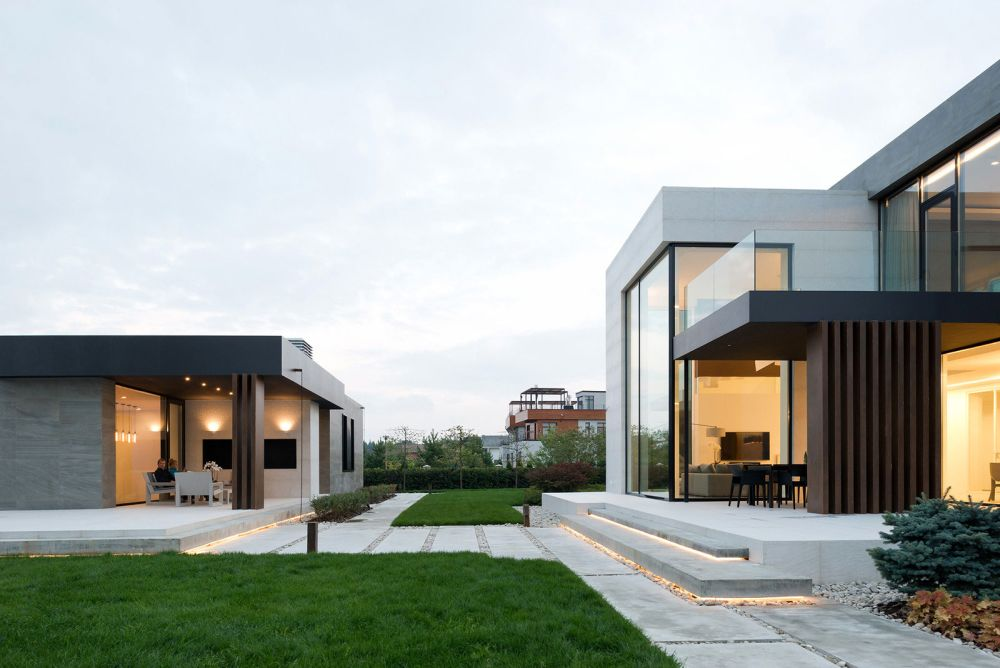 Alexandra Fedorova Designs – Country House in the Suburbs 13