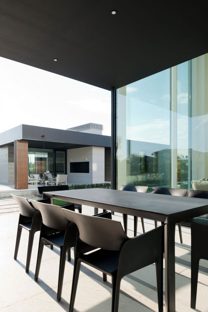 Alexandra Fedorova Designs – Country House in the Suburbs 19