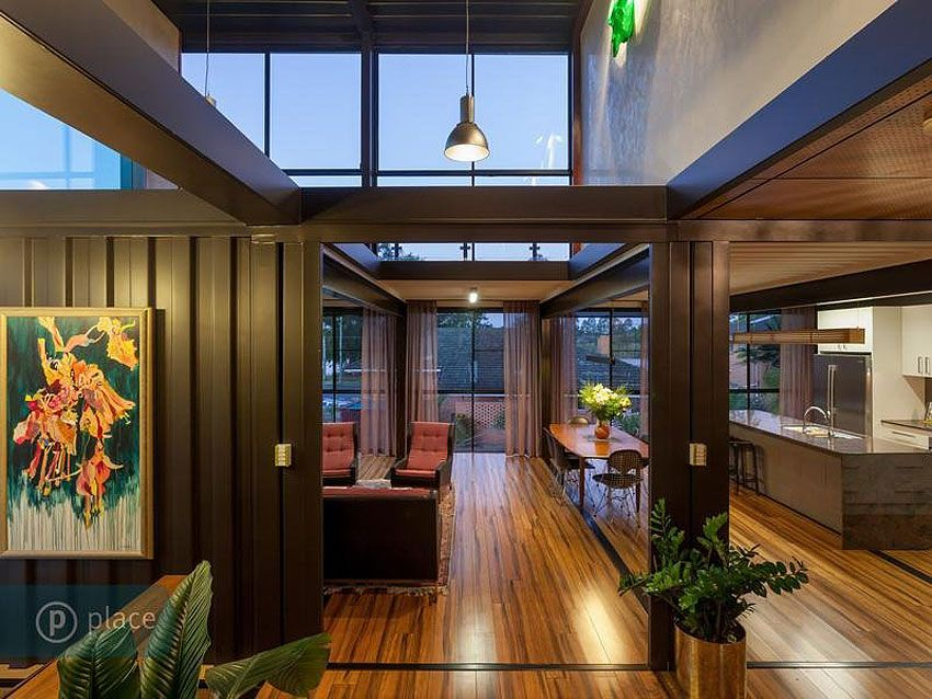 Shipping Container Home by ZieglerBuild 08