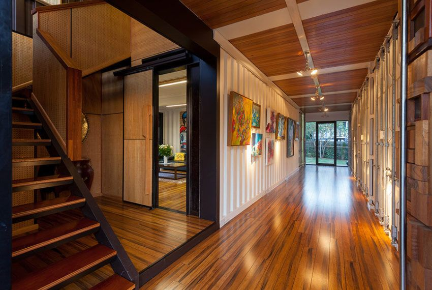 Shipping Container Home by ZieglerBuild 15