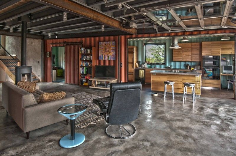 Shipping Container House by Studio HT 04