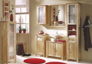 Custom Design Bathroom Cabinets