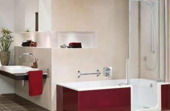 Design of Bathroom Showers The Dwelling and Appearance