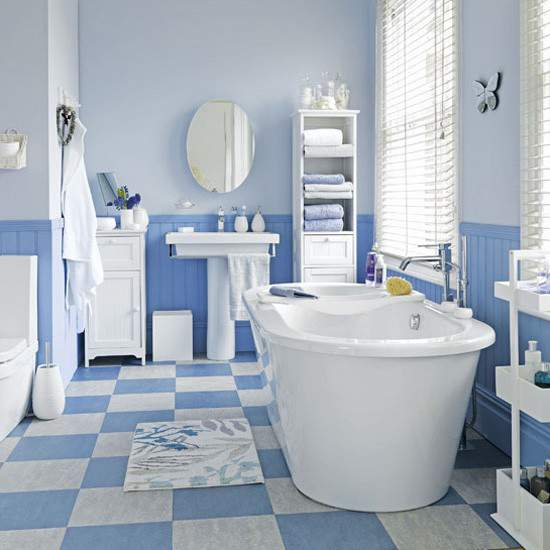 Bathroom Tile for Small Bathrooms