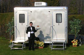 Nice Porta Potty Wedding