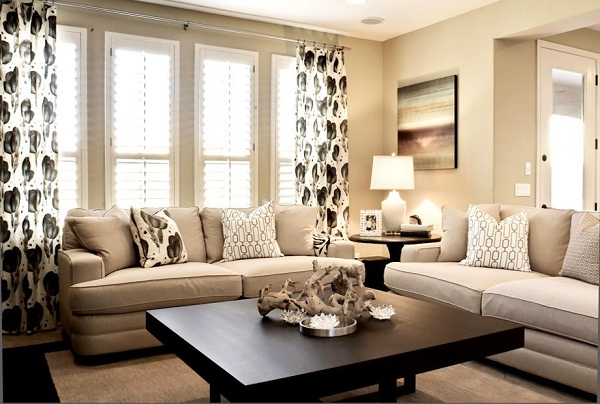 charming neutral color schemes living rooms | Neutral Color Schemes for Living Rooms – Home Design Tips