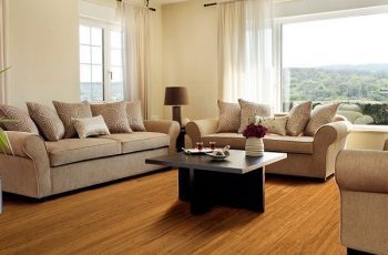 Carbonized Bamboo Wood Flooring