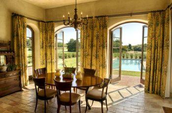 Arched Window Treatments Valances