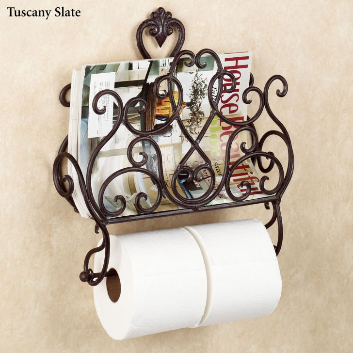 Artistic Decorative Toilet Paper Holder