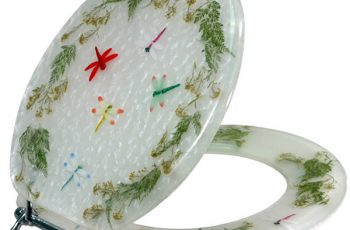 Decorative Toilet Seats