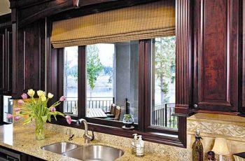 Kitchen Window Treatments