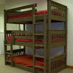 Triple Bunk Bed Kids