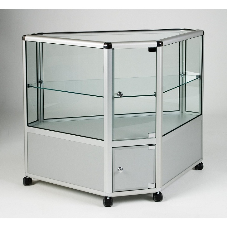 Glass Cabinet Display Ideas