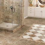 Bathroom Flooring Ideas - Design Distinctions Akando