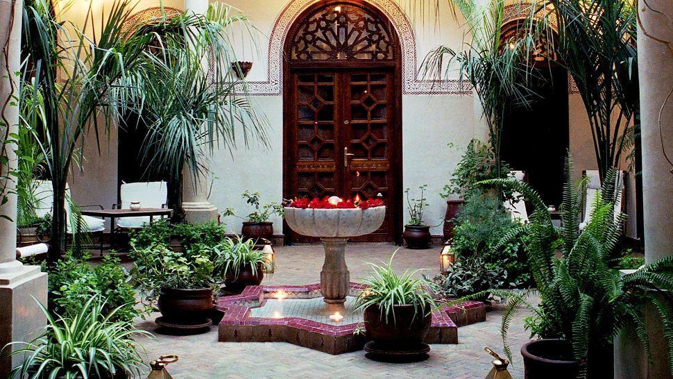 Courtyard Fountains Arizona
