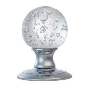 Crystal Door Knobs Ice Buble