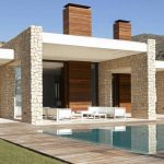 Landscape Architecture Design Ideas Minimalist with Wooden Deck