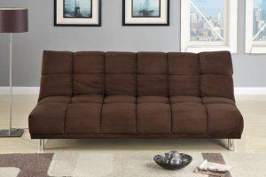 Cheap Futon Sofa Bed Microfiber Sofabed