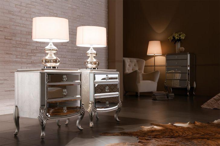 Mirrored Furniture Design French Ideas