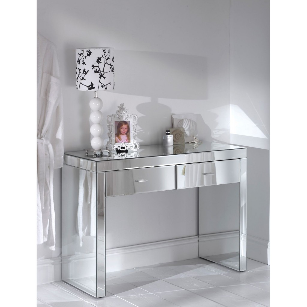 Mirrored Furniture Design Night Stand