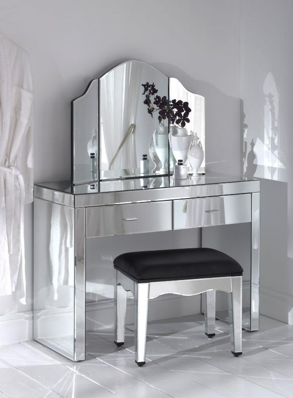 Mirrored Furniture Design Vanity