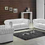 Modern Sofa Design Furniture White