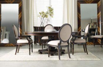 Round Pedestal Dining Sets