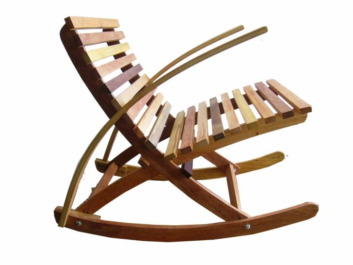 Rocking Chair DIY Plans