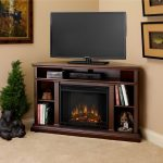 TV Stand Fireplace Black Friday