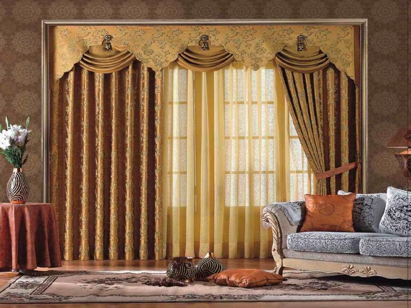 Window Treatments for Tall Windows
