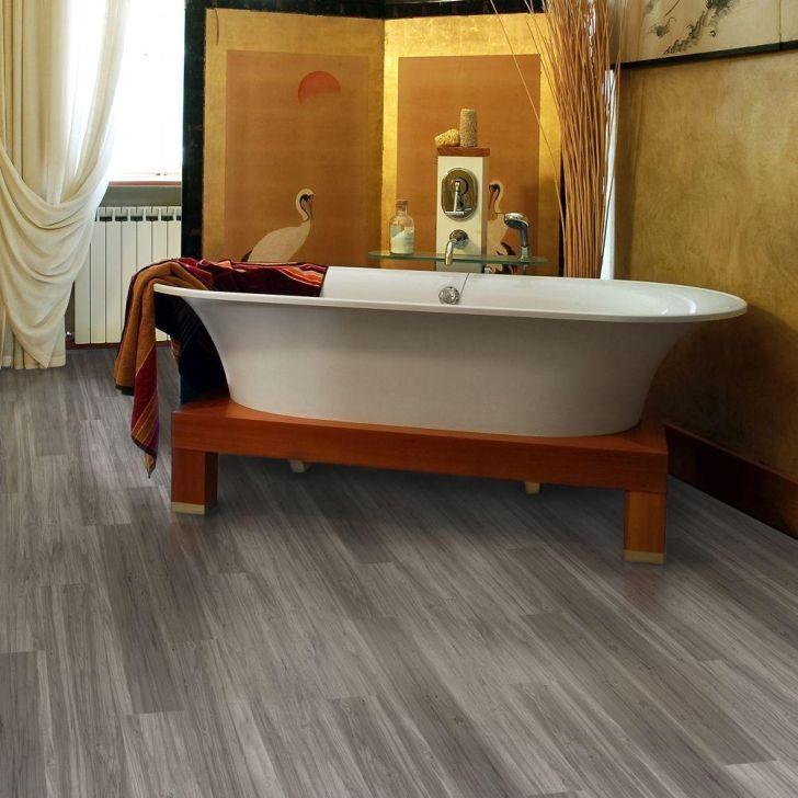 Vinyl Flooring That Looks Like Wood for Bathroom