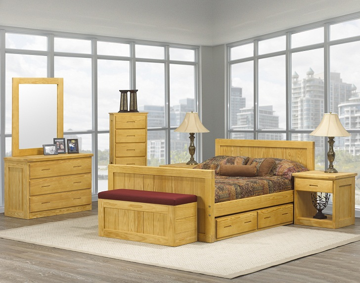 Bedroom Furniture Arrangement