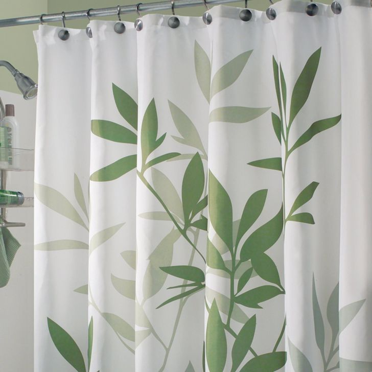 84 Inch Wide Shower Curtain