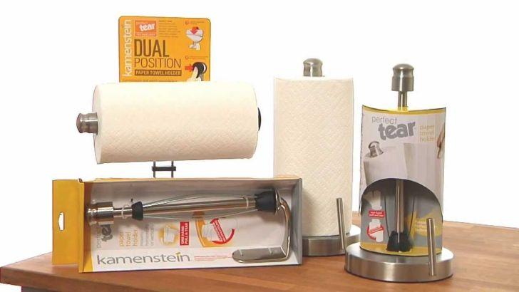 Paper Towel Holder Under Cabinet