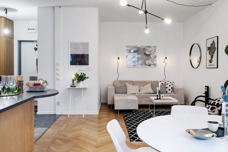 Interior Modern Apartment 6
