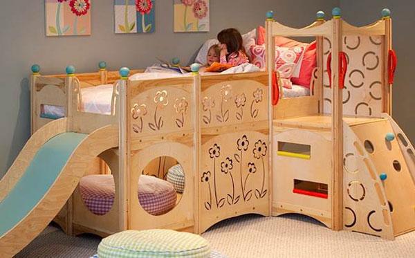 Rhapsody Beds by CedarWorks - Camas Juegos 4