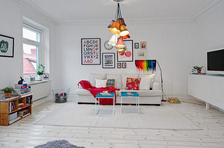 Comfortable Swedish Apartment